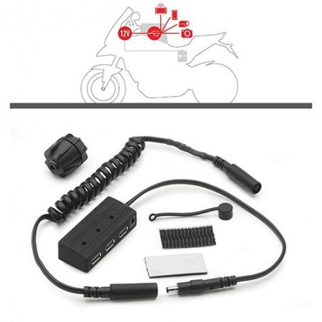 Kit Power Hub per l'alimentazione interna delle borse da serbatoio