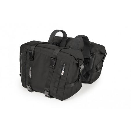 Coppia di borse laterali Kappa 25+25 lt RA316BK