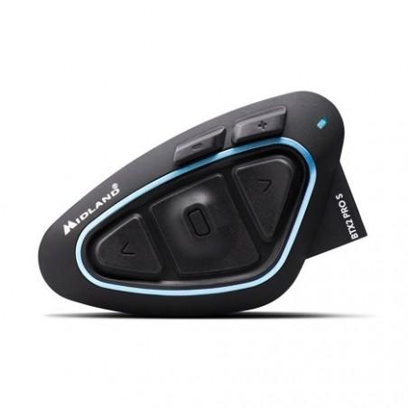 Interfono MIDLAND BTX2 Pro S? singolo - Moto a moto