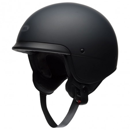 Casco Jet BELL Scout Air nero opaco
