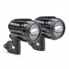 Coppia di proiettori LED antinebbia omologati
