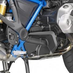 Parapiedi specifico in ABS per BMW R1200GS (13 - 18) \ R 1200 GS Adv (14 - 18) \ R 1250 GS (19 - 20) \ R 1250 GS Adv (19 - 21)