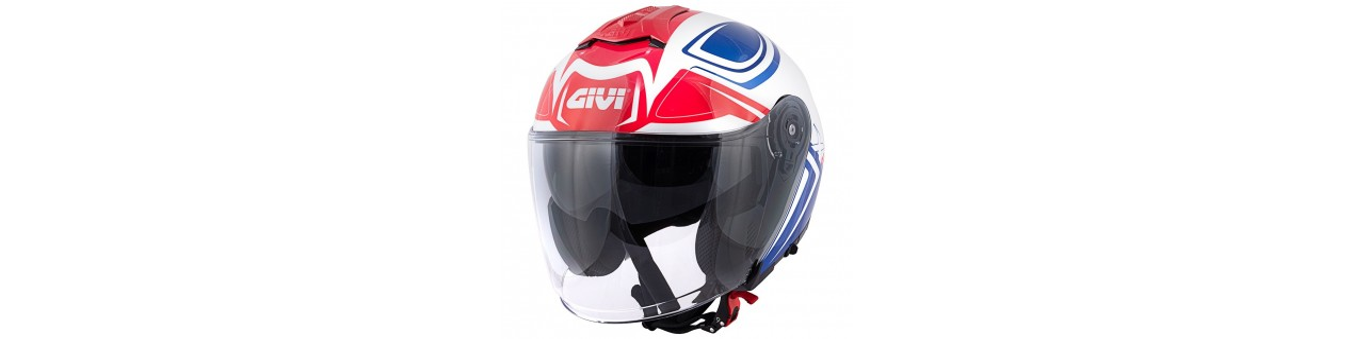 Caschi moto Jet - Visenzi Motomarket